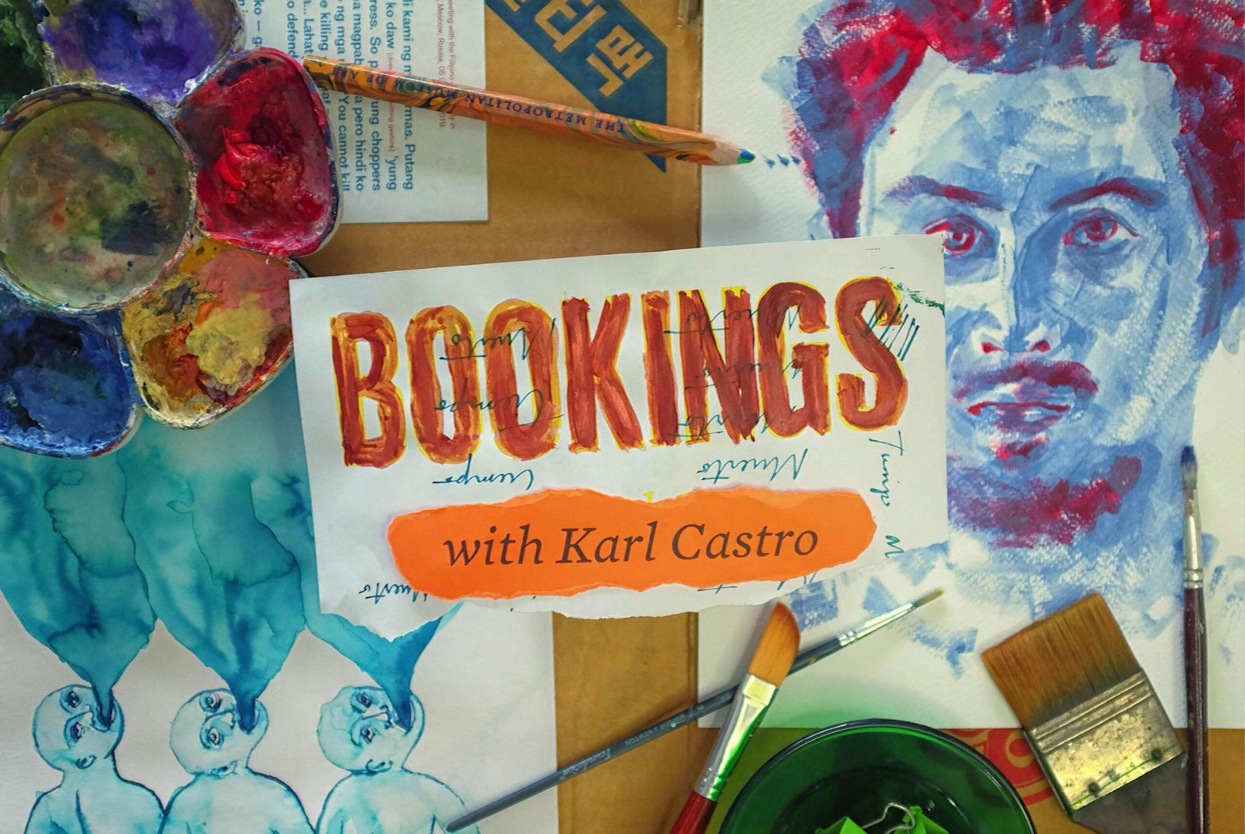 Bookings, Karl Castro, Kanto.com.ph
